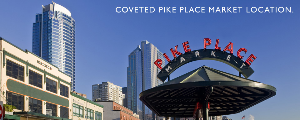 Luxury Condominium Homes in Downtown Seattle's Pike Place Neighborhhod